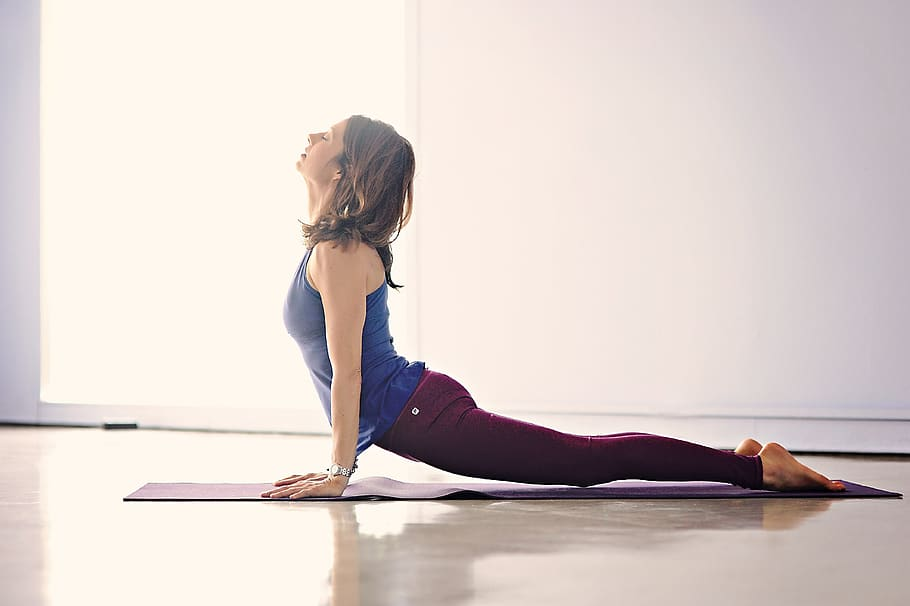 Fat Loss Workout - Yoga